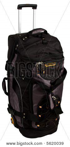 Rolling Luggage Duffle Bag