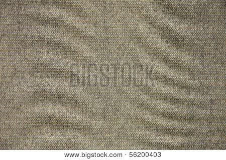 Texture of light brown sailcloth.