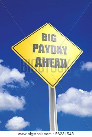 Big payday ahead