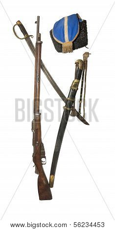 Equipment Cossack Don Army 19Th Century
