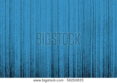 Blue scary wood timber texture or background poster
