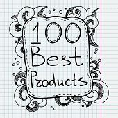 Doodle banners for sale in e-shop or normal store. You can make design for any promo actions poster