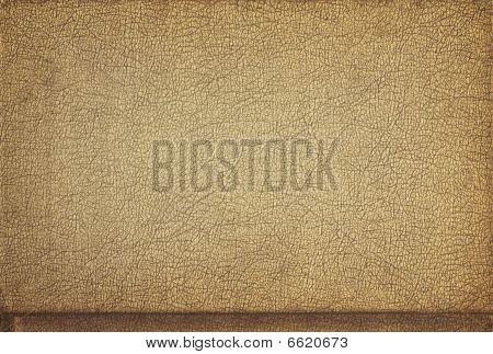 Leather, Crusty Tan