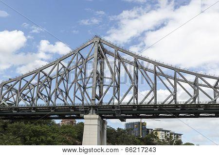 Brisbane Story Bridge architecture