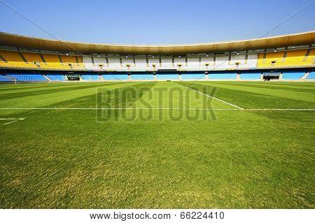 Rio De Janeiro, BrazMaracana Stadium Before Reconstruction