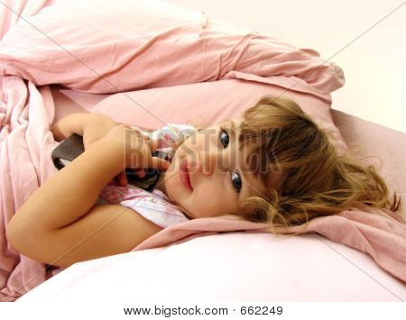 Bed Time Toddler