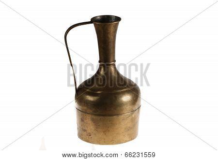 Old Bronze Jug