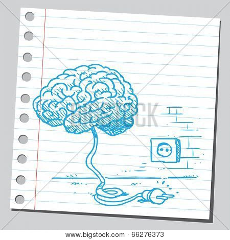Brain disconnected