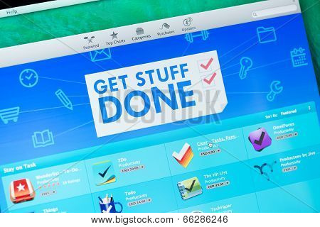 Get Stuff Done Apps On App Store