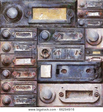Old Doorbells