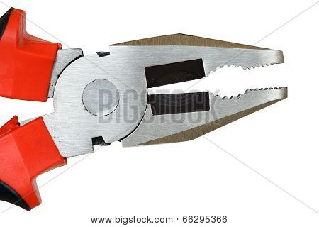 Combination Pliers - Tong Jaws