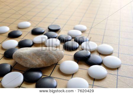 Go chess rule breaker
