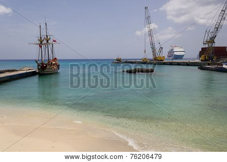 Grand Cayman Harbour