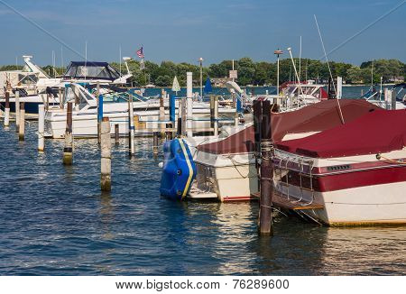 Local Detroit Marina