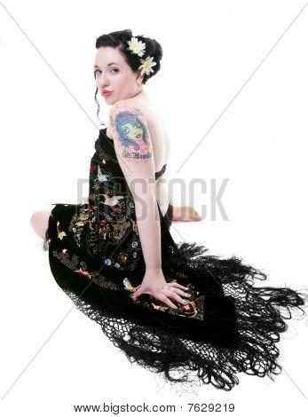 Rockabilly Goddess