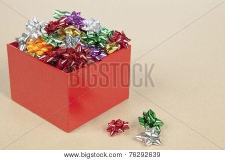 Christmas Cockades In A Box