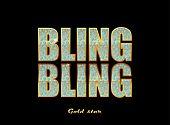 hip-hop Bling poster