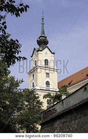 Castle Of Rzeszow.
