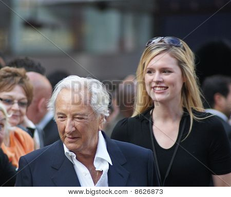 Michael Winner at The Expendables