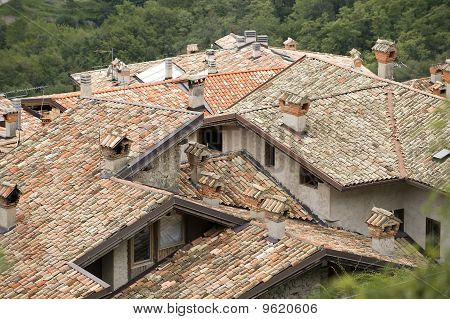 Roofs Of The Village