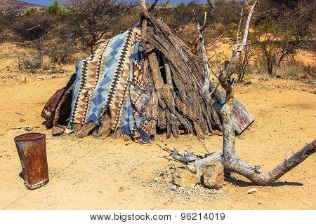 Primitive shelter