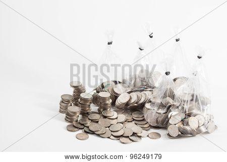 Thai Baht Coins