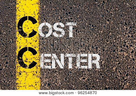Business Acronym Cc As Cost Center