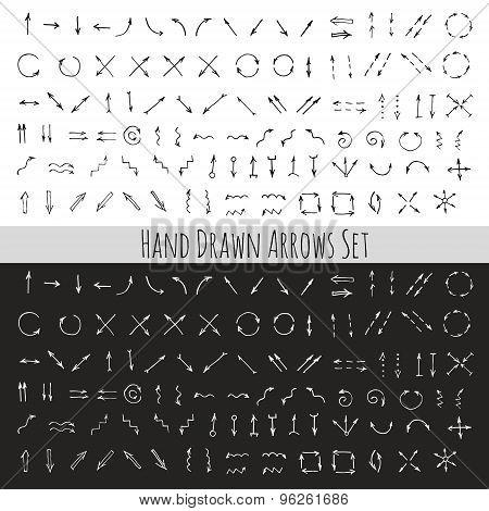 Doodle Arrows Collection