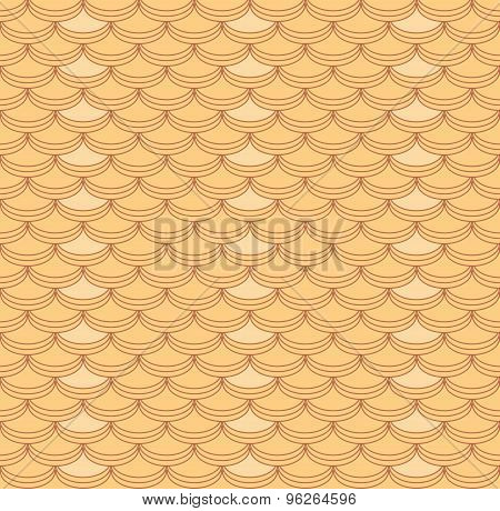 Abstract Seamless Squama Pattern