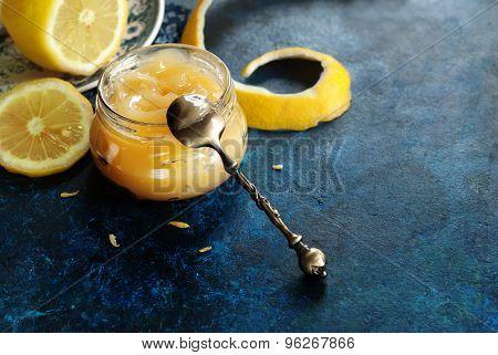 Lemon Curd Horisontal