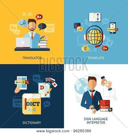 Language Translator Set