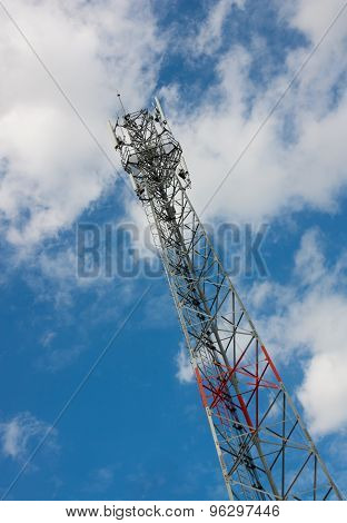 Telephone Pole.