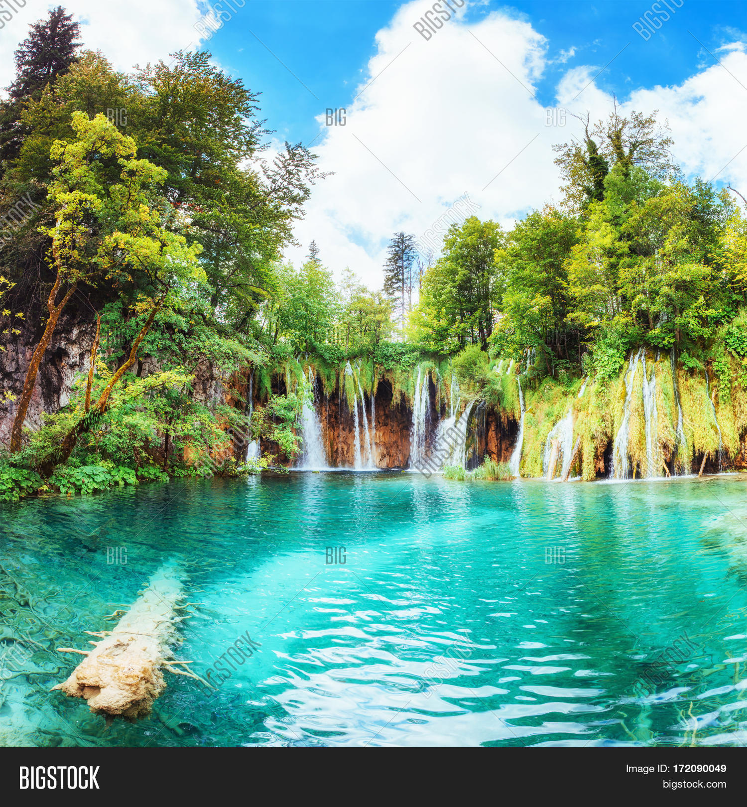 Scenic Views Turquoise Image & Photo (Free Trial)   Bigstock