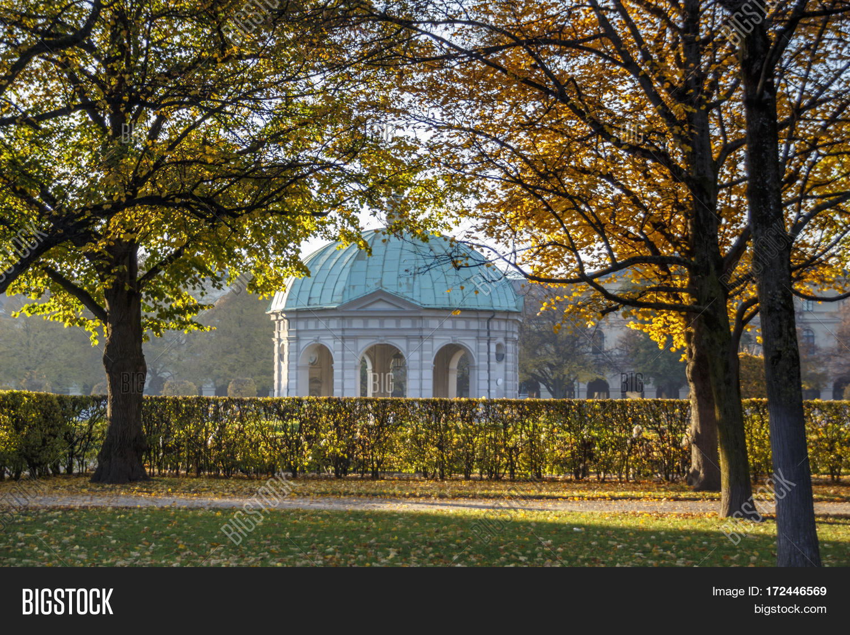 Hofgarten (Court Image & Photo (Free Trial)   Bigstock