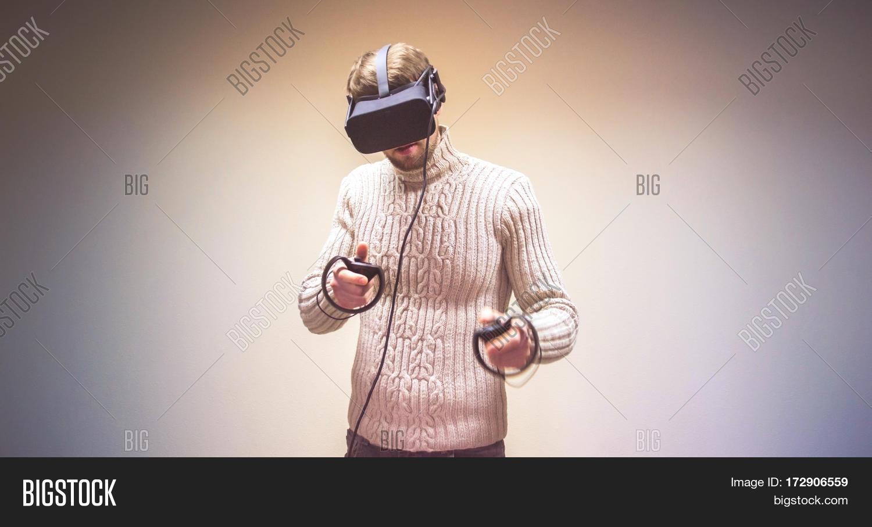 Man Helmet Virtual Image & Photo (Free Trial) | Bigstock