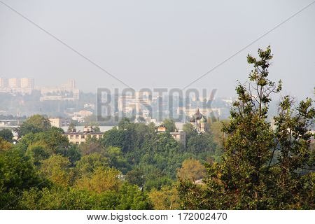 Surroundings Of Vladimir City
