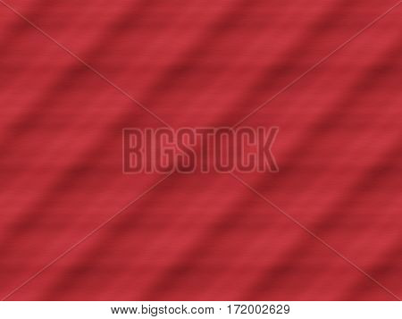 Red imitation hair as endless seamless background