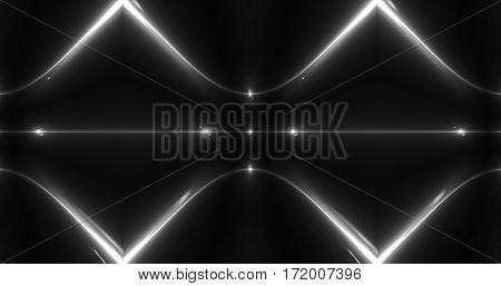 Luxury Modern Abstract Laser Beam Light Background