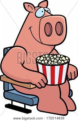 Cartoon Pig Movies