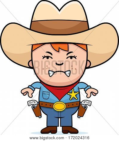 Angry Little Cowboy