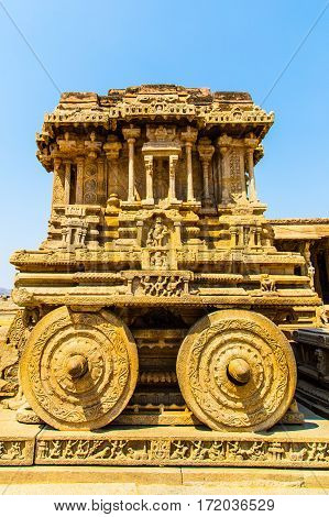 Hampi, UNESCO World Heritage Site, Karnataka, India