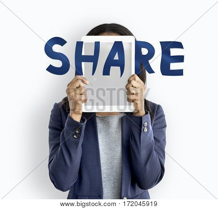 Share Connection Communication Entertainment Icon