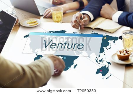 Venture Global Business Corporate Growth Marketing