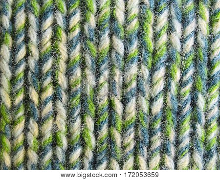 Knitted wool texture background.Winter clothes texture close up.Knitted woolen fabric texture.
