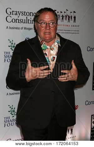 LOS ANGELES - NOV 1:  John Lasseter at the The Walt Disney Family Museum 2nd Annual Fundraising Gala at Disney's Grand Californian Hotel & Spa on November 1, 2016 in Anaheim, CA