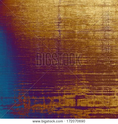 Grunge texture, detailed macro closeup, vintage composition. With different color patterns: yellow (beige); brown; red (orange); purple (violet); pink; blue