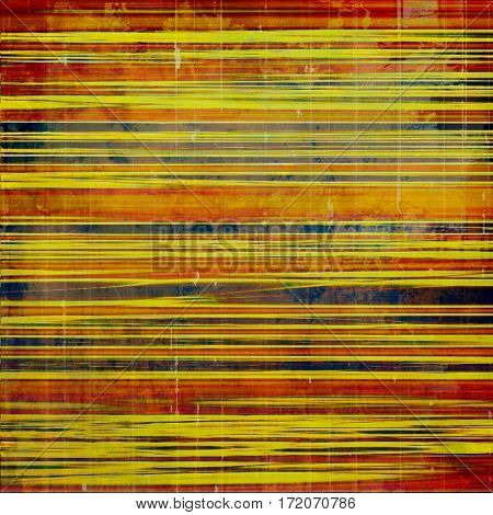 Old grunge textured background. With different color patterns: yellow (beige); brown; red (orange); pink; blue