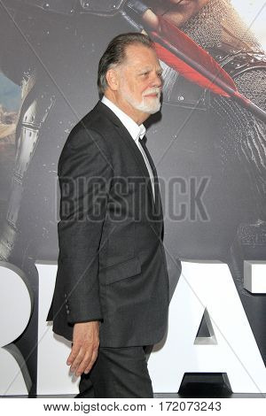 LOS ANGELES - FEB 15:  Taylor Hackford at