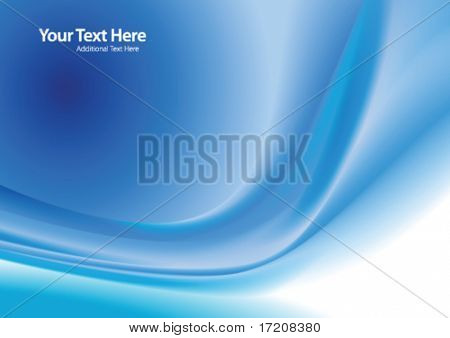 Vector abstract background with copy space