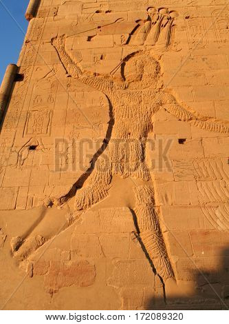 Philae Temple Temple of Isis Goddess of Love